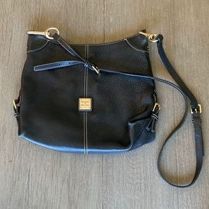 Large Dooney & Burke bag